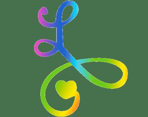 Logo de Luz con color